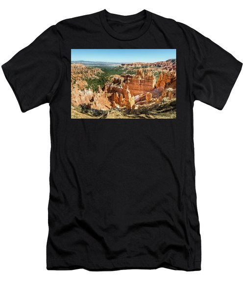 A Day In Bryce Canyon Men's T-Shirt (Athletic Fit)