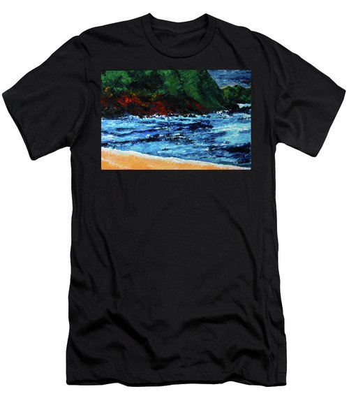 A Day At The Lake In Austin Texas Men's T-Shirt (Athletic Fit)