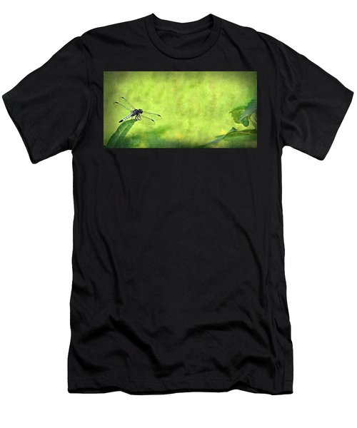 A Day In The Swamp Men's T-Shirt (Athletic Fit)