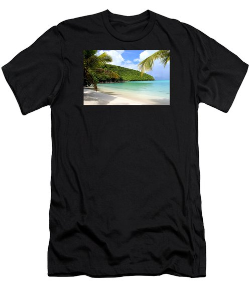 A Day With My Best Friend Men's T-Shirt (Athletic Fit)