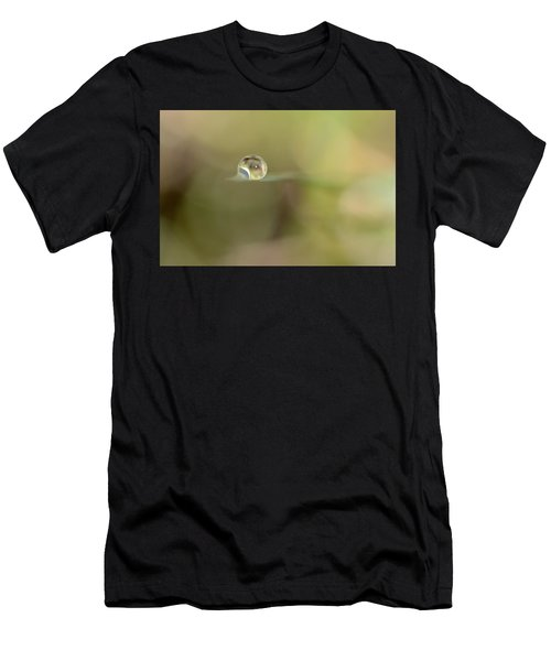 A Drop Of Subtlety Men's T-Shirt (Athletic Fit)