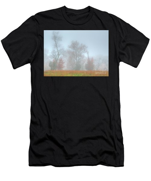 A Foggy Morning Men's T-Shirt (Athletic Fit)