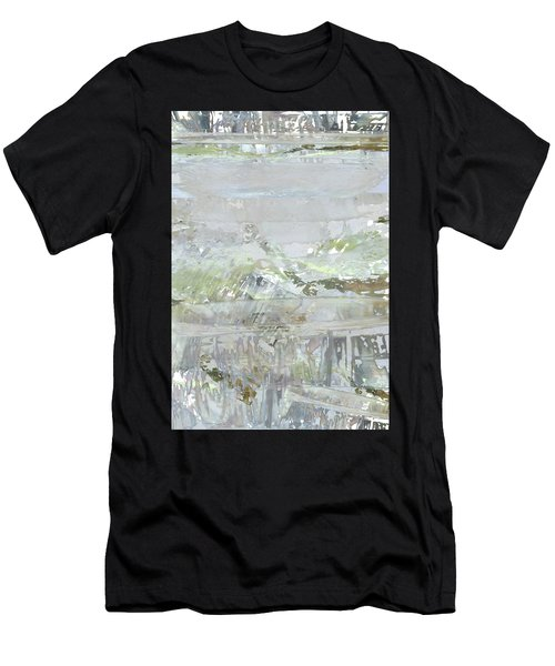 A Glass Half Full Men's T-Shirt (Athletic Fit)