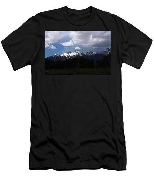 A Glimmer Of Sunshine Men's T-Shirt (Athletic Fit)