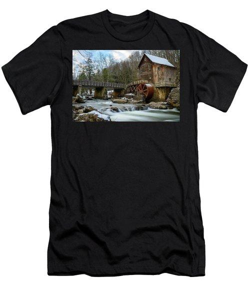 A Glimpse Of Antiquity Men's T-Shirt (Athletic Fit)