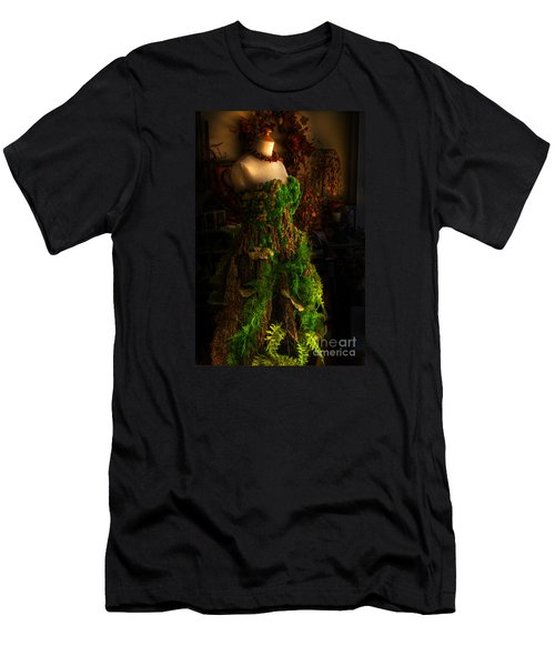 A Gown For A Faerie Princess Men's T-Shirt (Athletic Fit)