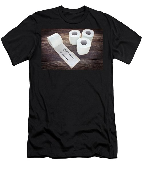 A High Class Place Men's T-Shirt (Athletic Fit)