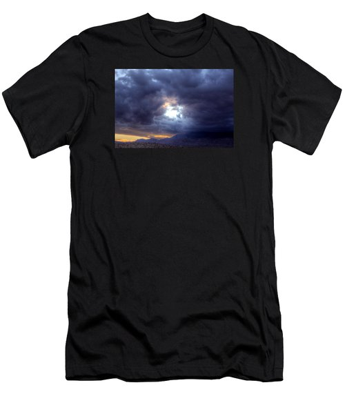 A Hole In The Sky Men's T-Shirt (Athletic Fit)