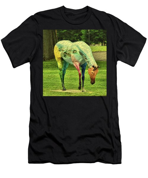 A Horse Is A Horse Men's T-Shirt (Athletic Fit)