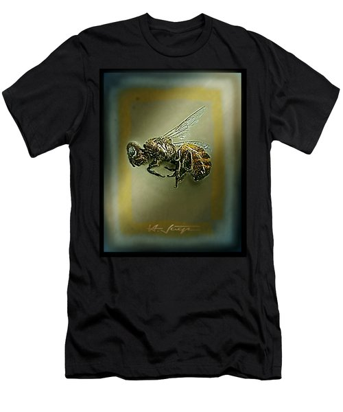 A Humble Bee Remembered Men's T-Shirt (Athletic Fit)