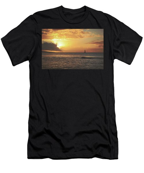 A Journey's End Men's T-Shirt (Athletic Fit)