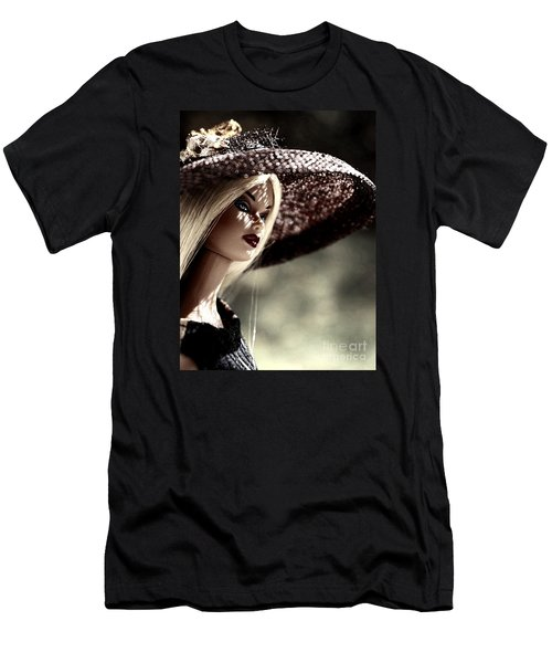 A Lady At The Derby Men's T-Shirt (Athletic Fit)