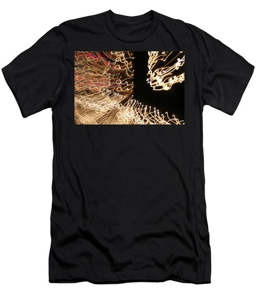 A Light Abstraction Men's T-Shirt (Athletic Fit)