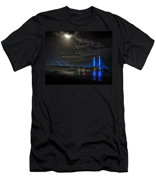A Light From Above Men's T-Shirt (Athletic Fit)