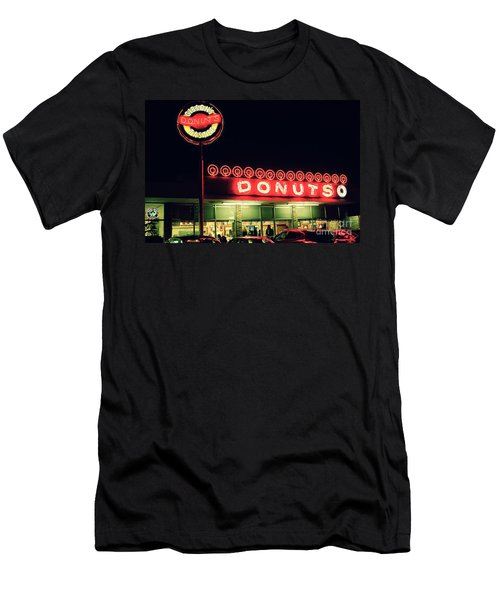 A Light In The Darkness Men's T-Shirt (Athletic Fit)