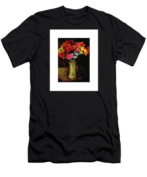 A Light Shines Into The Darkness Of My Soul Men's T-Shirt (Slim Fit)