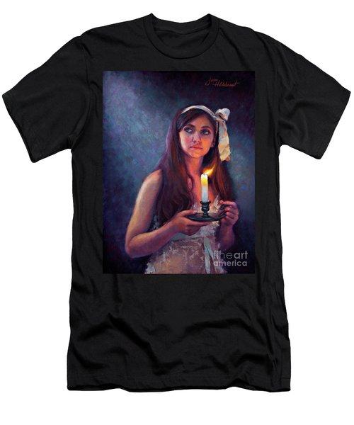 A Light Unto My Path Men's T-Shirt (Athletic Fit)