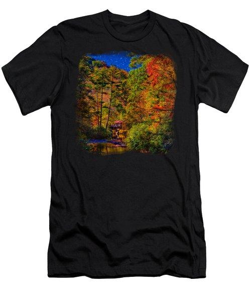A Little Bit Of Heaven 2 Men's T-Shirt (Athletic Fit)