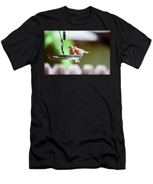 A Little Lunch Men's T-Shirt (Athletic Fit)
