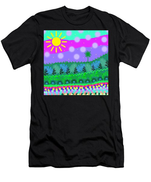 A Little Whimsy Men's T-Shirt (Athletic Fit)