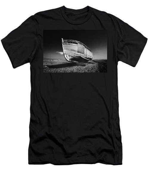 A Lonely Boat Men's T-Shirt (Athletic Fit)