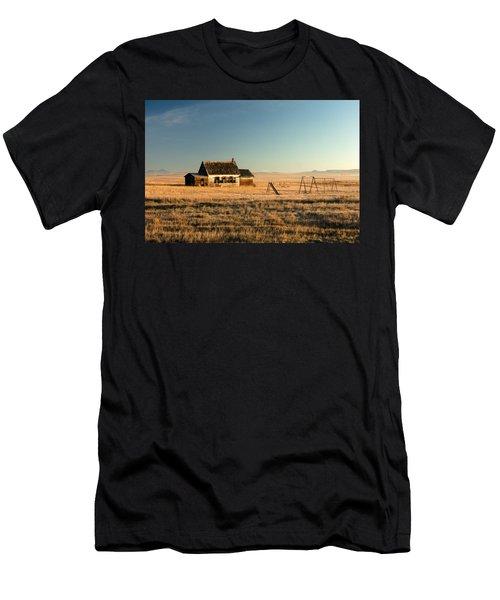 A Long, Long Time Ago Men's T-Shirt (Athletic Fit)