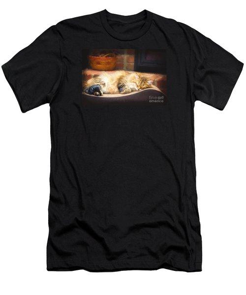 A Long Winter's Nap Men's T-Shirt (Athletic Fit)