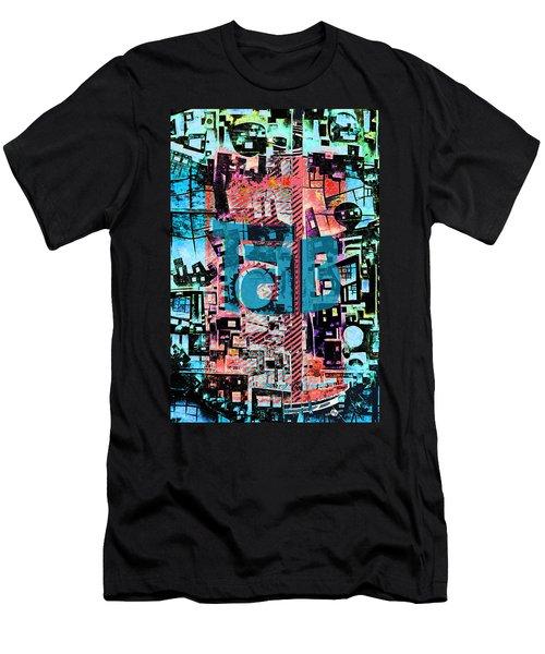 A Million Colors One Calorie Men's T-Shirt (Athletic Fit)