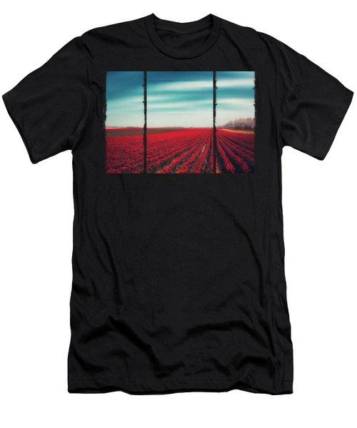A Million Tulips Men's T-Shirt (Athletic Fit)