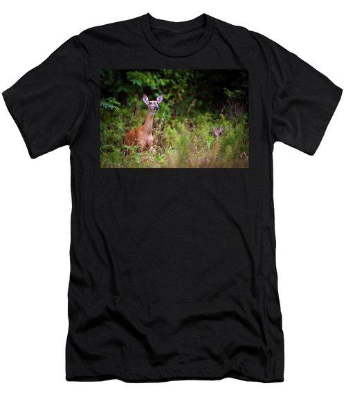 A Mother's Vigilance Men's T-Shirt (Athletic Fit)