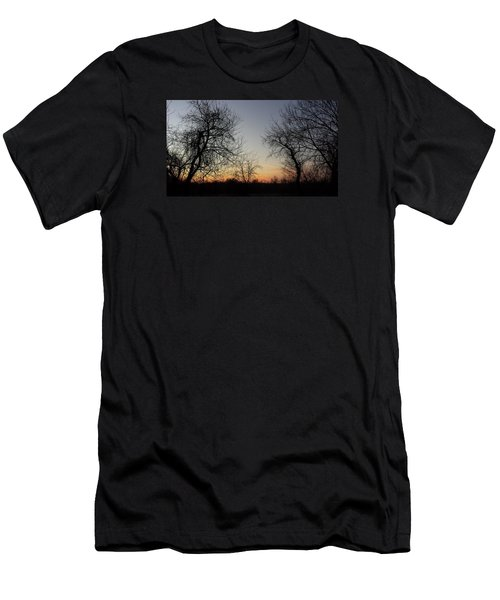 A New Day Dawning Men's T-Shirt (Athletic Fit)