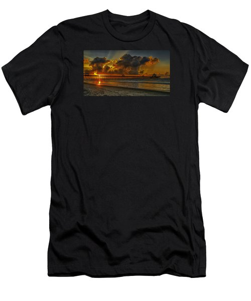 A New Day Dawns Men's T-Shirt (Athletic Fit)