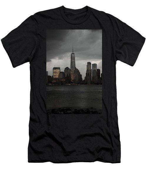 A New York Mood Men's T-Shirt (Athletic Fit)