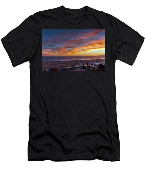 A Night Out At The Jonathan Men's T-Shirt (Athletic Fit)