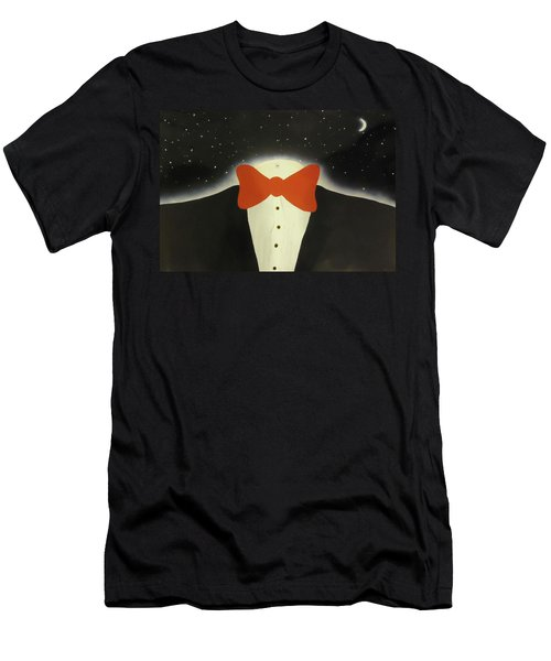 A Night Out With The Stars Men's T-Shirt (Slim Fit) by Thomas Blood