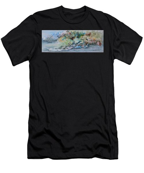 A Northern Shoreline Men's T-Shirt (Athletic Fit)