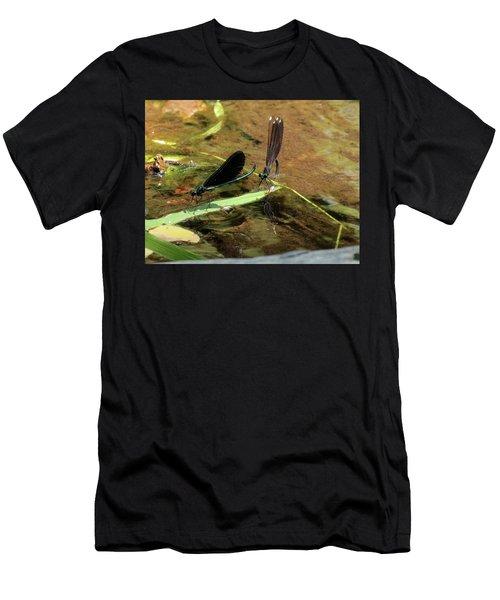 A Pair Alight Men's T-Shirt (Athletic Fit)
