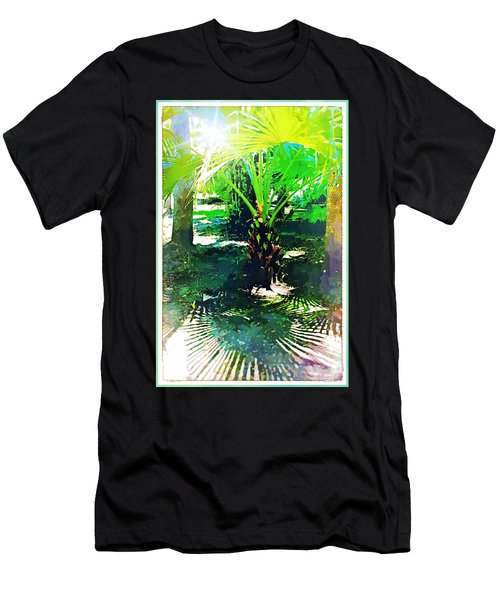 A Palm With Pizazz Men's T-Shirt (Athletic Fit)