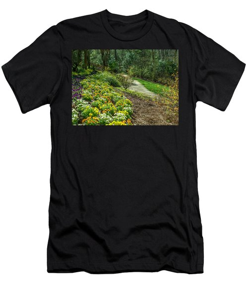 A Path Of Color Men's T-Shirt (Athletic Fit)