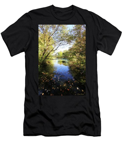 A Peaceful Afternoon Men's T-Shirt (Athletic Fit)