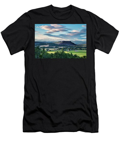 A Peaceful Land Men's T-Shirt (Athletic Fit)