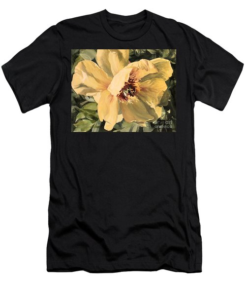 A Peony For Miggie Men's T-Shirt (Athletic Fit)