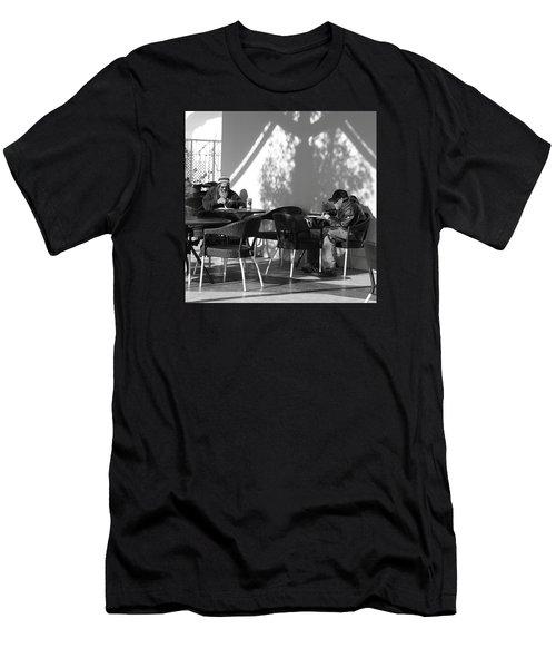 A Place To Rest Men's T-Shirt (Athletic Fit)