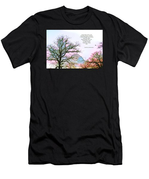 A Poem And A Tree I Men's T-Shirt (Athletic Fit)