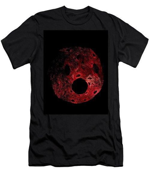 A Portrait Of Oh Men's T-Shirt (Athletic Fit)