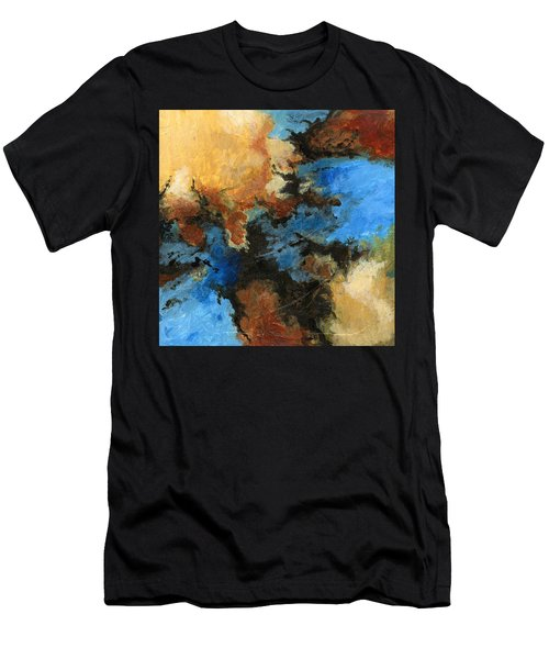 A Precious Few Abstract Men's T-Shirt (Athletic Fit)