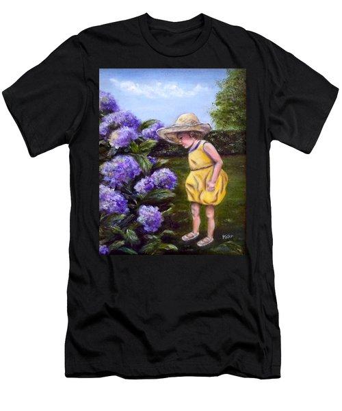 A Precious  Moment Men's T-Shirt (Athletic Fit)