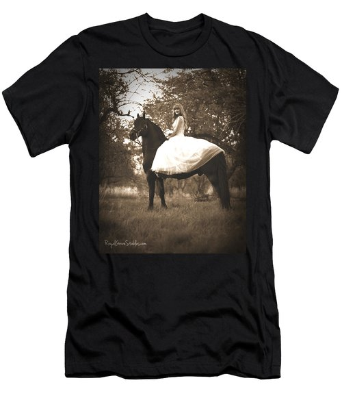A Princess Dream Men's T-Shirt (Athletic Fit)