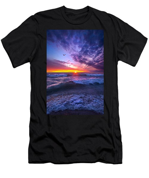 A Promise Of The Future Men's T-Shirt (Athletic Fit)