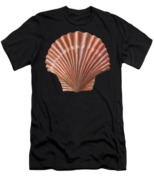 A Quincunx Of Scallop Shells Men's T-Shirt (Athletic Fit)